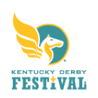 Kentucky Derby Festival logo.